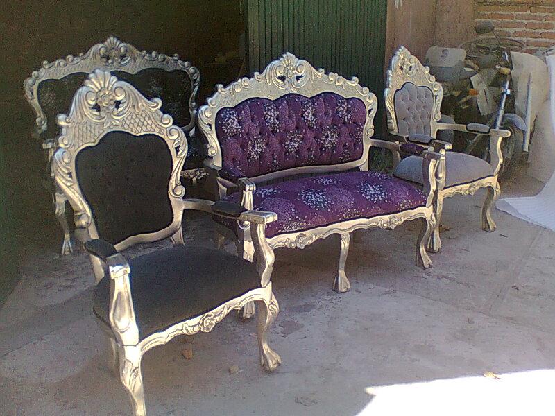 fabricamos muebles clasicos y luis xv