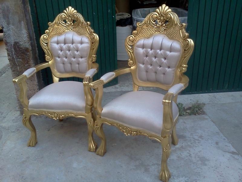 Fabricamos muebles clasicos y luis xv for Fabrica de sillones precios
